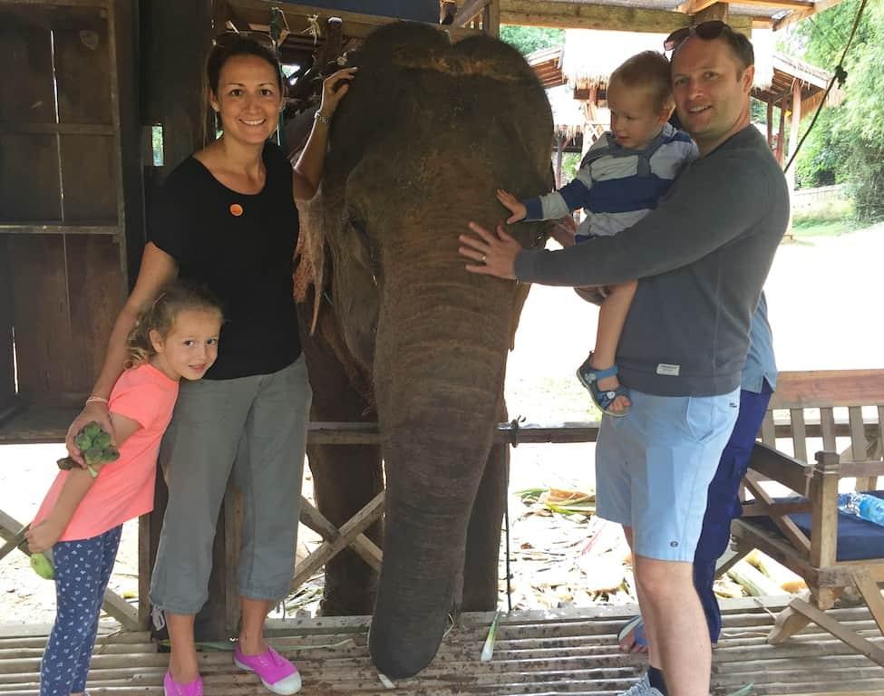 Elephant Village Luang Prabang