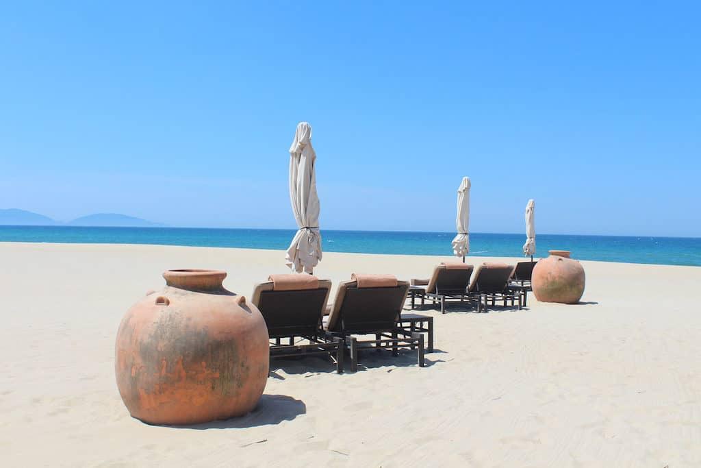 Nam Hai Hoi An beach