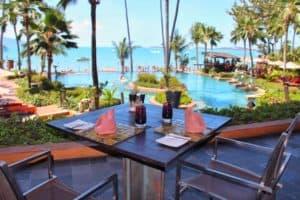 Anantara Bophut Samui restaurant