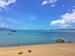 Anantara Bophut Samui beach