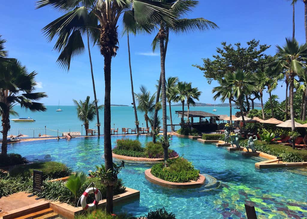 Hotel review anantara bophut koh samui mum on the move for Hotels koh samui