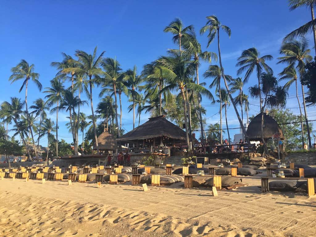 Coco Tam's Bophut beach