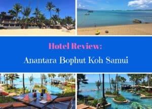 Hotel Review: Anantara Bophut Koh Samui