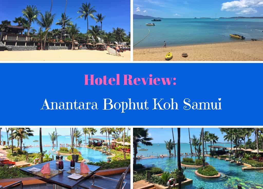 Anantara Bophut Samui Review