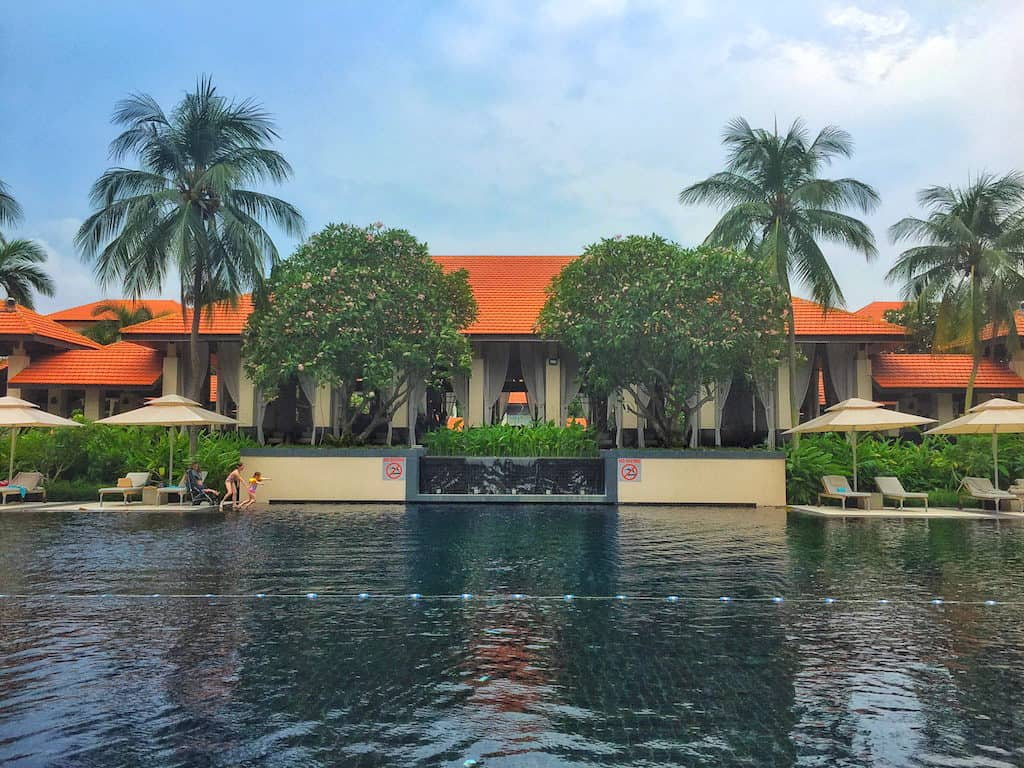 Sofitel Sentosa resort Singapore