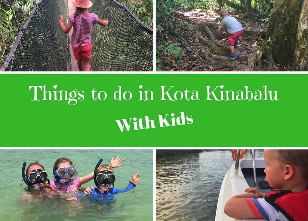 Things to Do in Kota Kinabalu with Kids