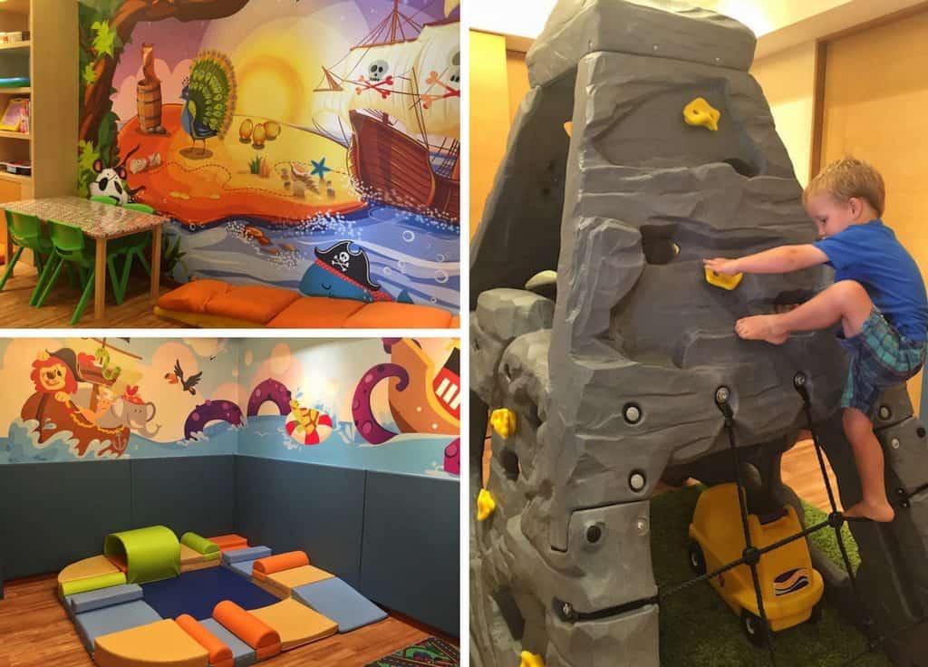 Singapore Sentosa Resort & Spa Kids Club