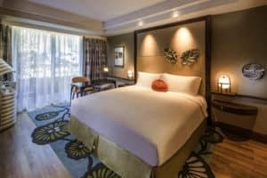 Singapore Sentosa Resort & Spa bedroom