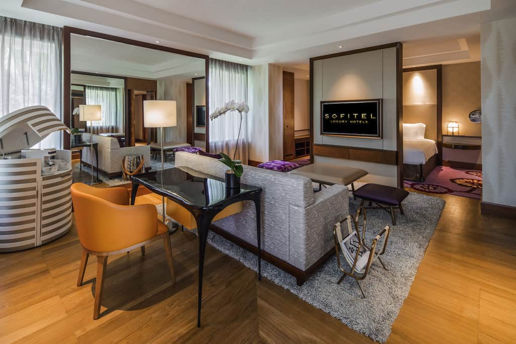 Singapore Sentosa Resort & Spa Junior Suite