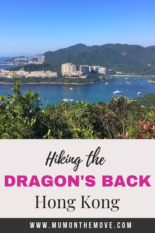 Hiking the Dragon's Back in Hong Kong