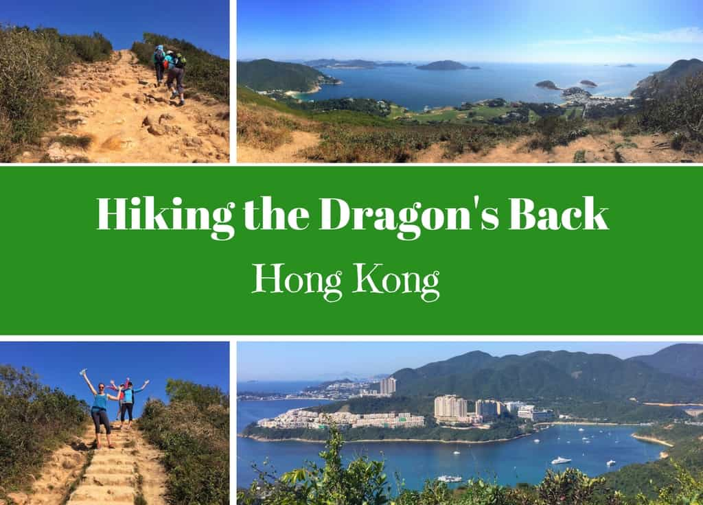 Hiking the Dragon's Back Hong Kong