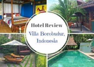 Hotel Review: Villa Borobudur, Indonesia