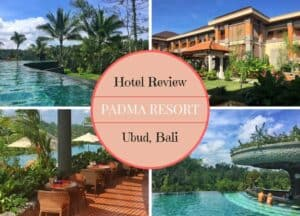 Hotel Review: Padma Resort Ubud
