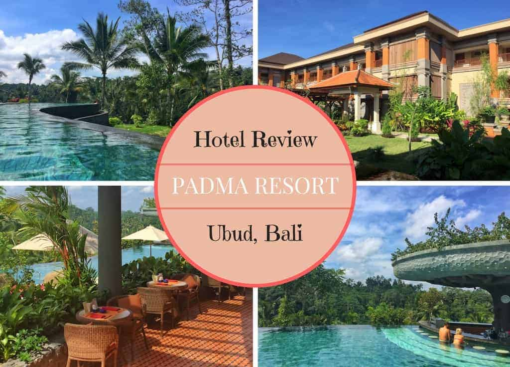 Hotel Review Padma Resort Ubud Bali