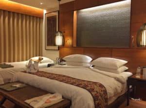Padma Resort Ubud bedroom