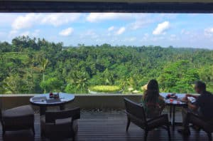 Padma resort ubud restaurant
