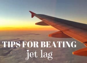 Top Tips for Beating Jet Lag