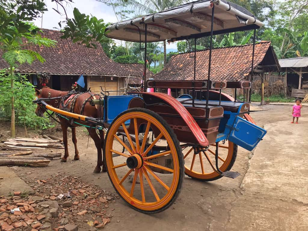 Borobudur Horse & Cart
