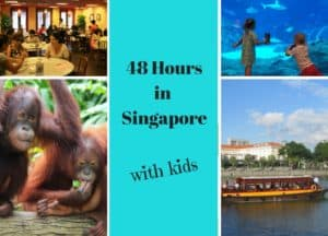 48 Hours In Singapore with Kids