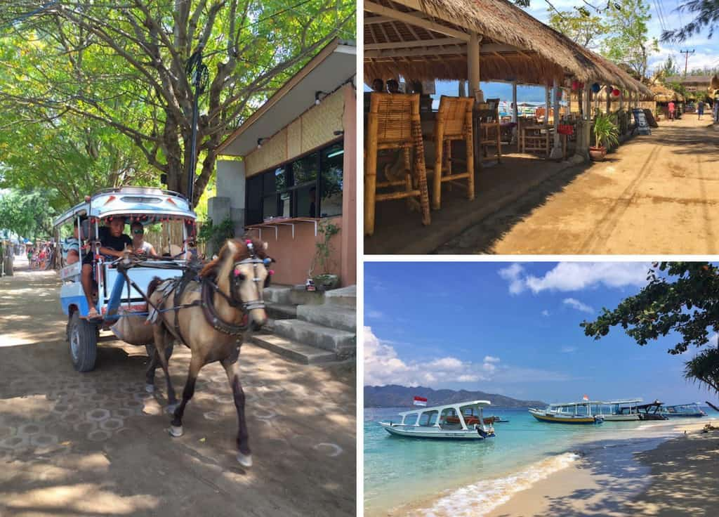 Exploring Gili Islands
