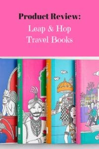 Leap & Hop travel books
