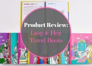 Product Review: Leap & Hop Travel Books