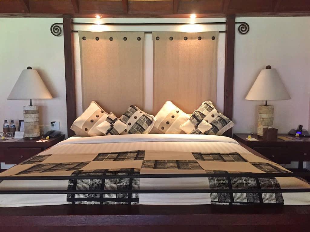 Oberoi Lombok luxury pavilion