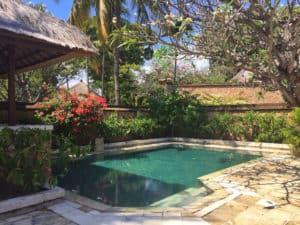 Oberoi Lombok pool villa