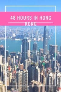 48 Hours in Hong Kong with Kids