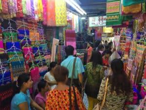 Bogyoke Aung San market yangon
