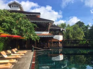 Belmond Governor's Residence Yangon pool