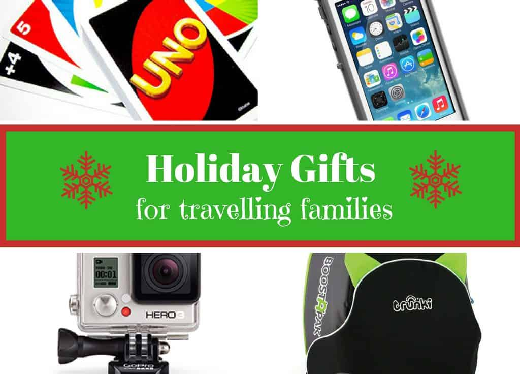 Travel gifts for kids and parents mum on the move for Christmas gifts for travelers