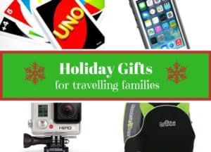 Best Gifts for Travelling Families