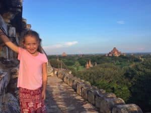 Bagan with Kids