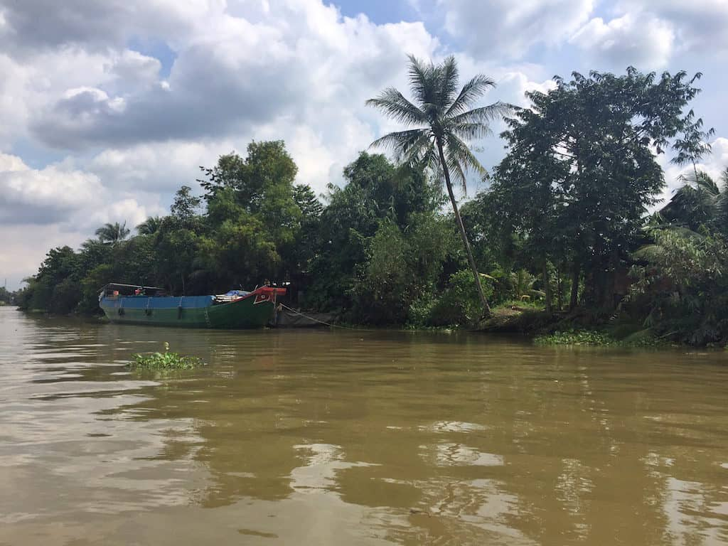 Saigon River to Cu Chi Tunnels