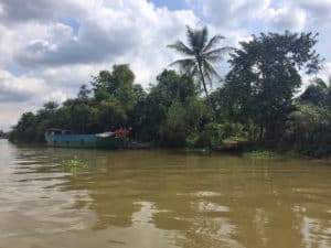 Saigon River to Cu Chi Tunnels