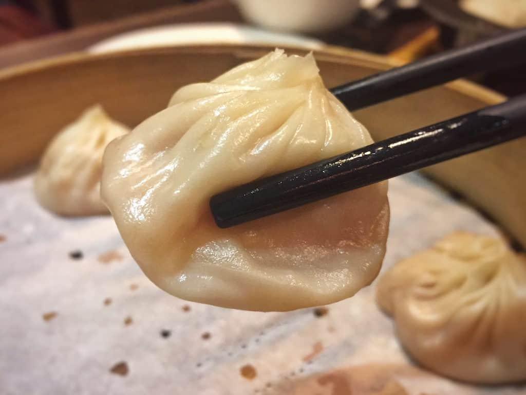 Kao Chi xiao long bao taipei