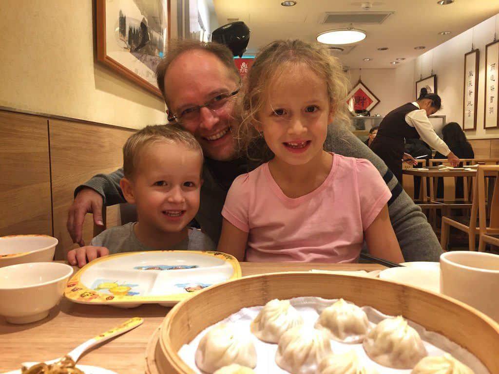 Din Tai fung Taipei