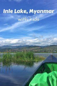 Inle Lake with Kids