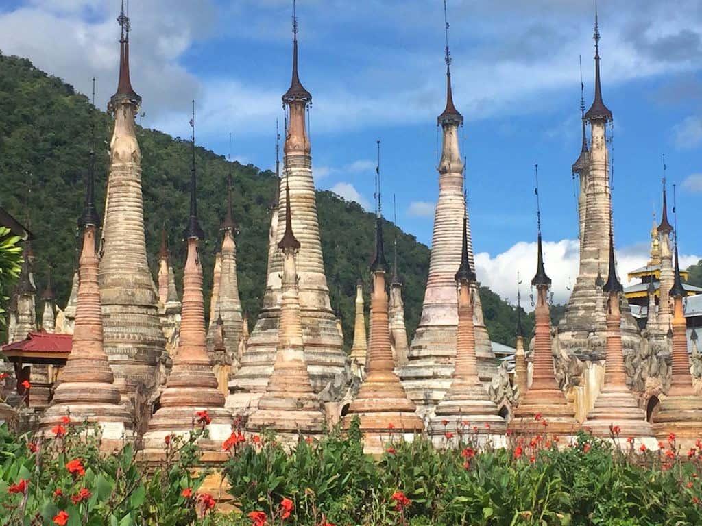 Samkar Pagoda