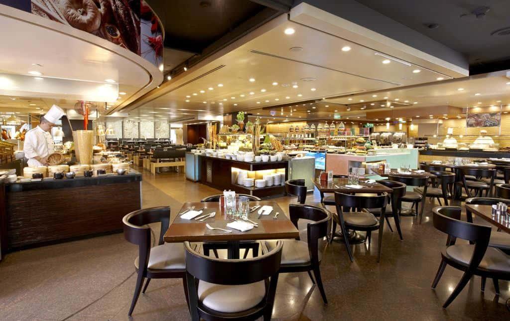 Shangri-La Taipei Cafe at Far Eastern