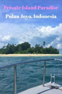 Pulau Joyo Review