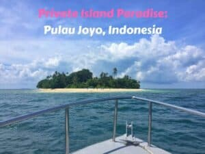 Pulau Joyo Indonesia Review