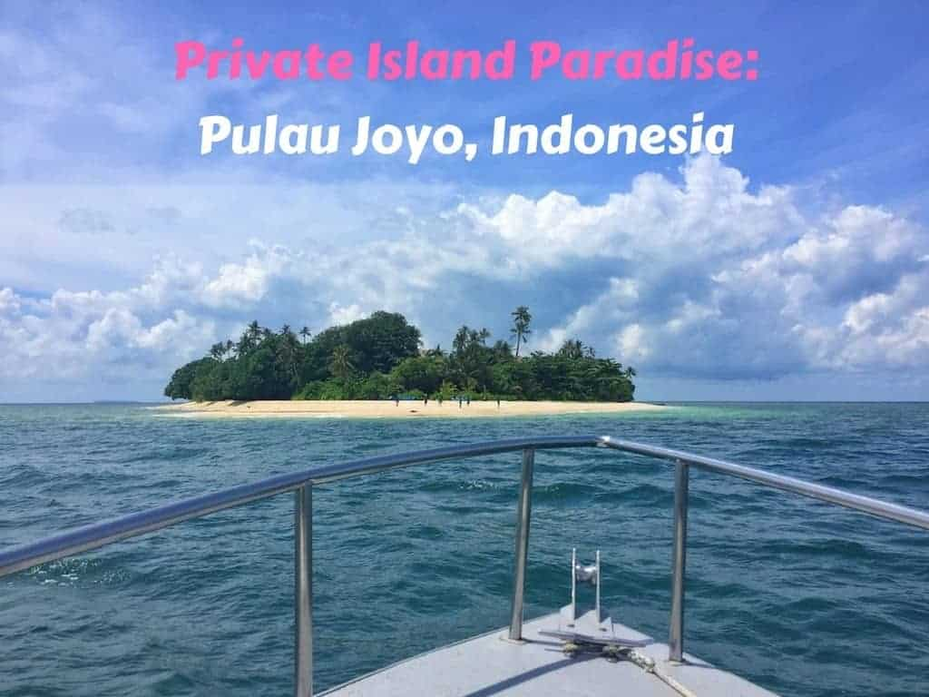 Hotel Review - Pulau Joyo