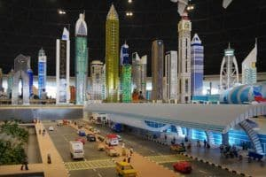 Legoland Dubai with kids