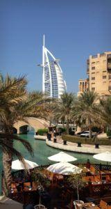Jumeirah Beach Dubai with kids