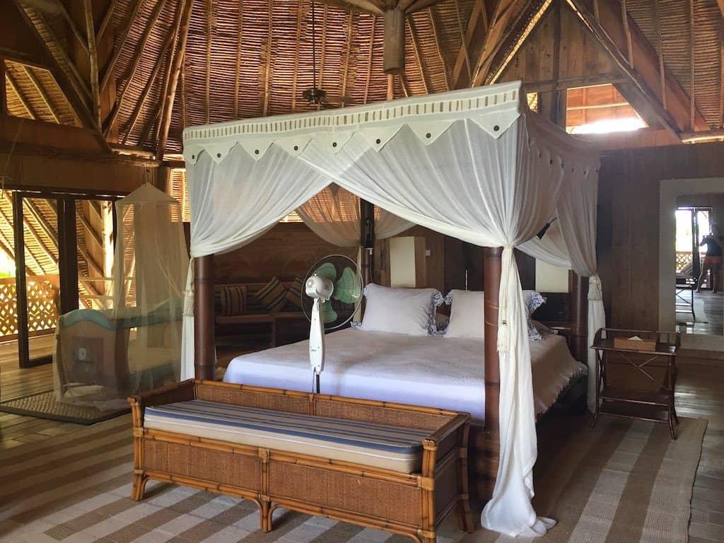 Pulau Joyo bedroom