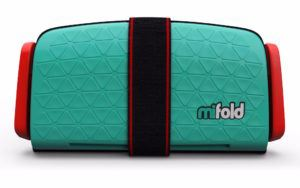 Mifold portable car booster seat