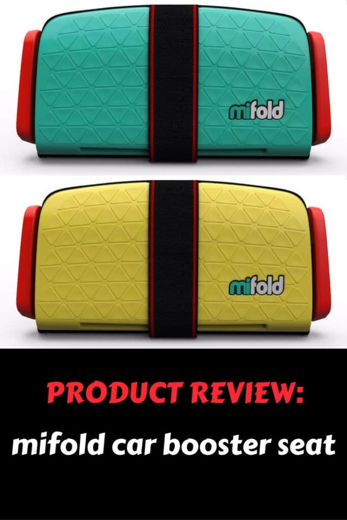 Mifold booster seat review