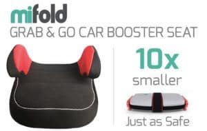 mifold car booster seat